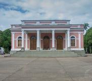 Museu Imperial De Petrópolis Side Royalty Free Stock Photo