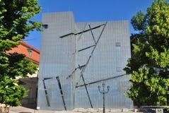 Museu judaico, Berlim imagem de stock