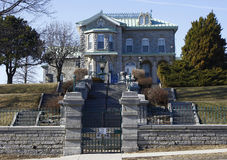 Museu Kingston Ontario Former Wardens Home da prisão Imagem de Stock