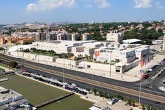 Museu konzipieren in Belem, Lissabon, Portugal Lizenzfreie Stockfotografie