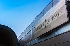 Museu Londres Fotos de Stock Royalty Free