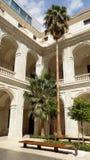 Museu Malaga-Andaluzia-Europa de Bell Imagens de Stock Royalty Free