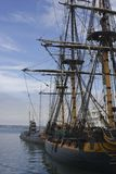 Museu marítimo de San Diego Fotos de Stock