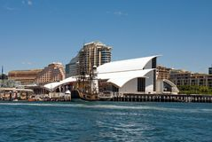 Museu marítimo de Sydney Imagem de Stock