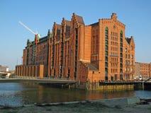 Museu marítimo em Hamburgo Fotos de Stock Royalty Free