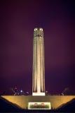 Museu memorável de Kansas City WWI da liberdade Foto de Stock Royalty Free