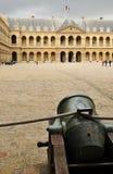 Museu militar em Paris imagens de stock royalty free