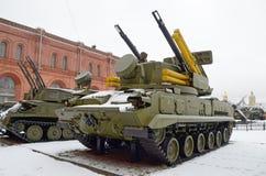 museu Militar-histórico da artilharia Imagens de Stock