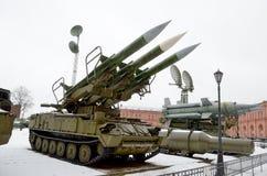 museu Militar-histórico da artilharia Foto de Stock Royalty Free