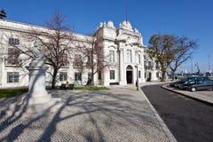 Museu Militar Lissabon Royaltyfria Bilder