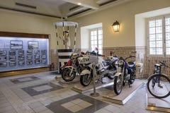 Museu Militar på Macao Arkivfoton
