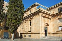 Museu Nacional Arqueologic de Tarragona, Spain Royalty Free Stock Images