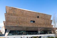 Museu Nacional da história afro-americano e da cultura - Washington, D C , EUA imagens de stock