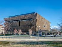 Museu Nacional da história afro-americano e da cultura - Washington, D C , EUA Fotos de Stock