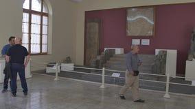 Museu Nacional de Irã vídeos de arquivo