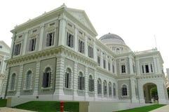 Museu Nacional de Singapore foto de stock royalty free
