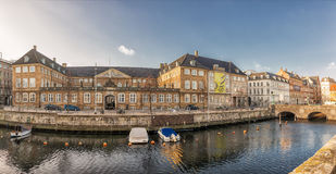 Museu Nacional dinamarquês foto de stock royalty free