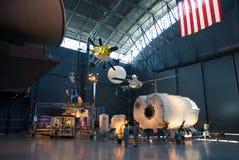 Museu nacional do ar & de espaço Fotos de Stock Royalty Free