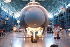 Museu nacional do ar & de espaço imagens de stock royalty free