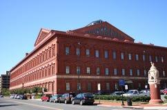 Museu nacional do edifício foto de stock royalty free
