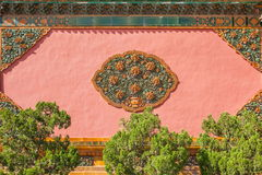 Museu nacional do palácio de Beijing Imagens de Stock