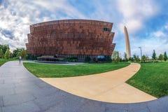 Museu Nacional novo da história afro-americano e da cultura em D Imagens de Stock Royalty Free