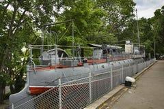 Museu naval em Varna bulgária foto de stock