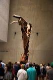9 museu New York de 11 memoriais Imagem de Stock