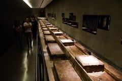 9 museu New York de 11 memoriais Foto de Stock