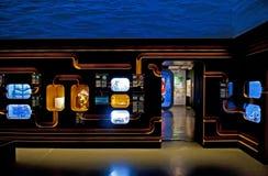Museu norueguês da ciência e da tecnologia Fotos de Stock Royalty Free