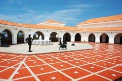 Museu para a arte clássica, Caesarea de Ralli, Israel Fotografia de Stock Royalty Free