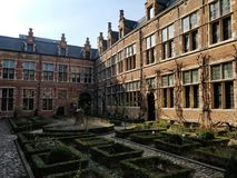 Museu Plantin Imagens de Stock Royalty Free