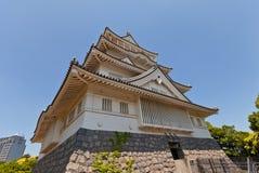 Museu popular do castelo de Chiba em Chiba, Japão Imagens de Stock Royalty Free