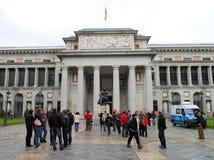 Museu Prado Fotografia de Stock