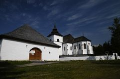 Museu Pribylina Foto de Stock