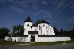 Museu Pribylina Fotos de Stock Royalty Free