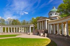 Museu-propriedade Arkhangelskoye - Moscou Rússia imagem de stock royalty free