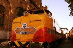 Museu Railway Fotografia de Stock Royalty Free