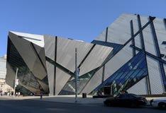 Museu real Toronto de Ontário Imagem de Stock