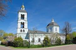 A Museu-reserva Tsaritsino, Moscou, Rússia Fotografia de Stock Royalty Free