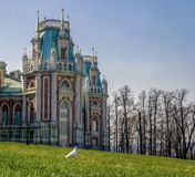 Museu-reserva Tsaritsyno Foto de Stock