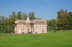 A Museu-reserva Tsaritsyno, Moscou imagens de stock