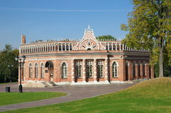 A Museu-reserva Tsaritsyno, Moscou fotos de stock royalty free