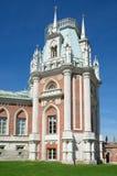 Museu-reserva Tsaritsyno, Moscou, Rússia Fotos de Stock Royalty Free