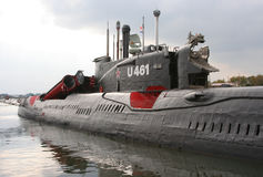 Museu submarino Foto de Stock Royalty Free