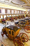 Museudos Coches Lissabon Royalty-vrije Stock Fotografie