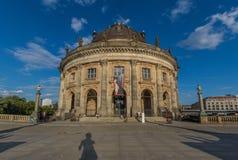Museumön av Berlin germany arkivbilder