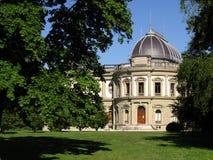 Museum 02, Genève, Zwitserland van Ariana Royalty-vrije Stock Fotografie