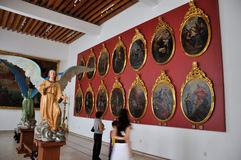 Museum. Of Sacred Art in Leon Guanajuato Mexico the 31st of March 2012 Stock Photography