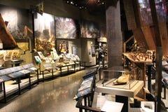 museum 911 Arkivbild
